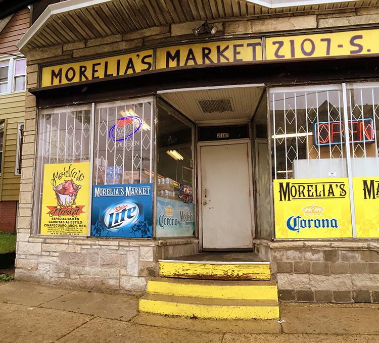 Morelia's Market