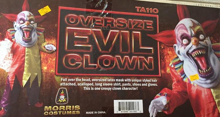 evilclown