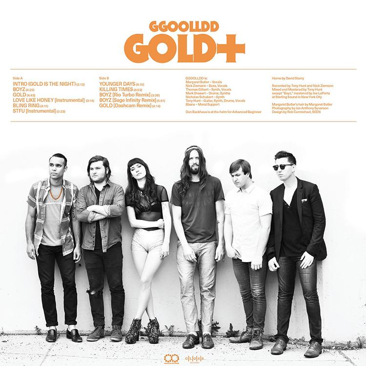 GOLD+back