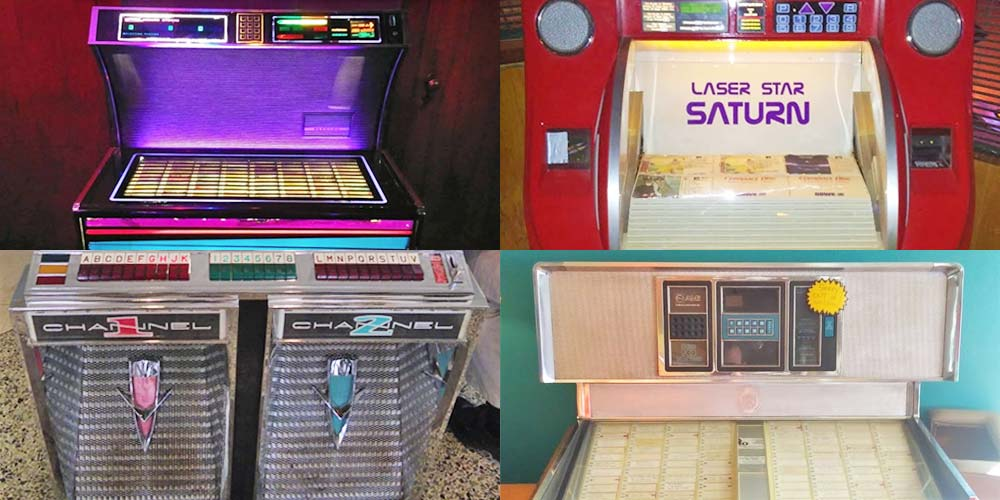 Jukeboxes of Milwaukee: Side A
