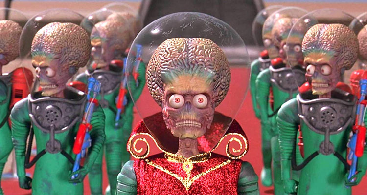 It's not unusual: We're screening 'Mars Attacks!' at the Avalon on ...