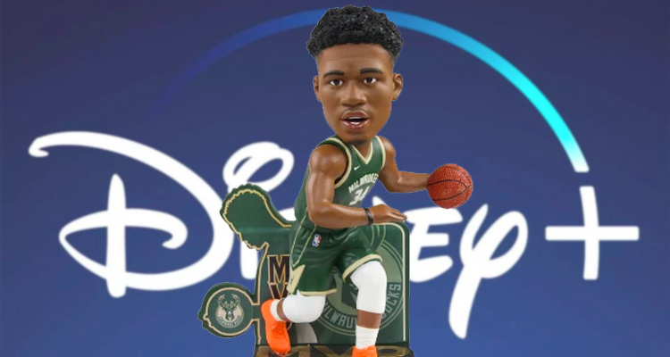 4 things we know about Disney's Giannis movie, despite the very nature of  existence being unknowable